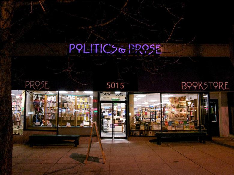 Politics & Prose Bookstore - Upper Northwest - Washington, DC