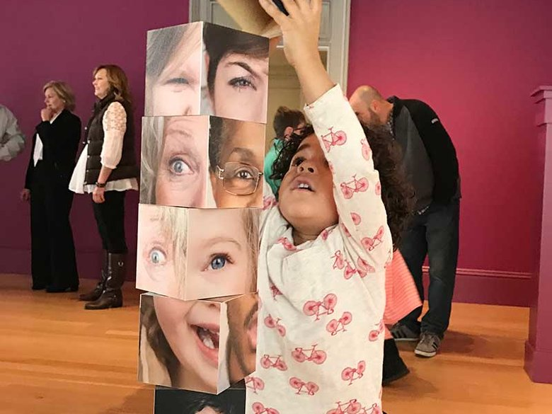 Explore! With the National Portrait Gallery - with Explore! Children's Museum of Washington, DC & National Portrait Gallery - Washington, DC