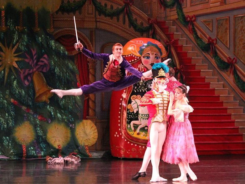 The Moscow Ballet's Great Russian Nutcracker - Holiday-Themed Performances Near Washington, DC