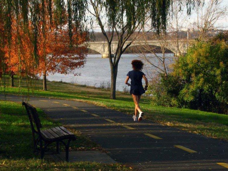 Mount Vernon Trail - Top Running Spot in Washington, DC