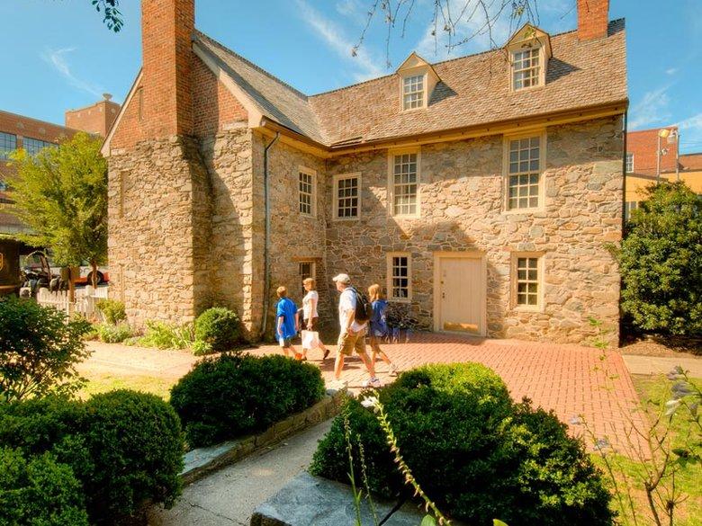 Old Stone House - Georgetown - Washington, DC