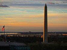 Before the Sun Sets on Summer Sweepstakes - Win a Trip to Washington, DC