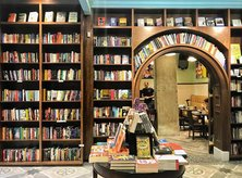 Bookstore at the Mount Vernon Square Busboys and Poets - Things to do in DC's Mount Vernon Square neighborhood