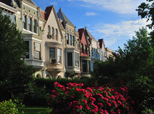 Capitol Hill Rowhouses - Washington, DC