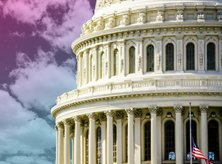 Government advocacy meetings and conventions in Washington, DC