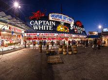 Maine Avenue Fish Market at the Southwest Waterfront - The Wharf - Washington, DC