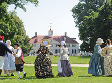 Colonial Market and Fair at George Washington's Mount Vernon - Family-Friendly Event Near Washington, DC