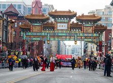Chinese New Year Parade in DC's Chinatown neighborhood - Ways to celebrate Chinese New Year in Washington, DC