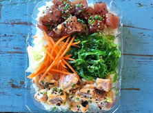 @dcfishwife - Poke Bowl from District Fishwife at Union Market - Washington, DC