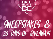 #DCinLove Giveaways and Sweepstakes - Date Nights DC