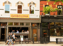 Diners at Ghibellina on 14th Street - Where to Eat in Washington, DC