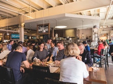 Rappahannock Oyster Bar restaurant in Union Market - Places to eat in NoMa Washington, DC