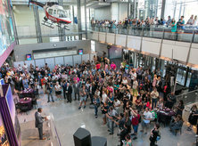 Morning Event at the Newseum - Unique Meeting Venue in Washington, DC