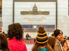 Group Tours at the US Capitol Visitor Center