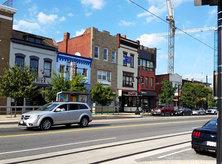 View of H Street Neighborhood