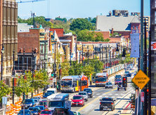 Overview of H Street NE Neighborhood