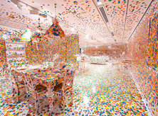 @hirshhorn - Yayoi Kusama: Infinity Mirrors - Museum Exhibits in Washington, DC