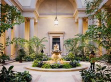 @jasmine.huang_ - Courtyard in the National Gallery of Art on the National Mall - Free art museum in Washington, DC