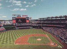 @juddpdeere - Nationals Park during a Washington Nationals day baseball game - The best things to do in Washington, DC