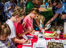 Shakespeare's Birthday celebration at Folger Shakespeare Library - Free family-friendly spring event in Washington, DC