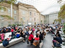 Kogod Courtyard - Washington, DC