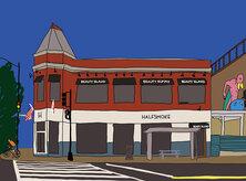 @lidflutters - Illustration of DC Half Smoke - MyDCCool
