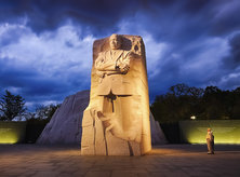 Martin Luther King, Jr. Memorial on the National Mall - Monument in Washington, DC