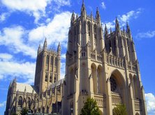 Washington National Cathedral Exterior
