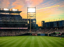 @pdiddypics - Sunset at Washington Nationals Park - Things to Do in Washington, DC
