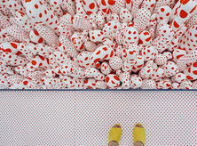 @sararassi - Yayoi Kusama Infinity Mirrors Exhibit at the Hirshhorn Museum - Things to Do in Washington, DC