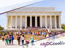 #MyDCcoolSweeps - Summer 2016 - Win a Trip to Washington, DC