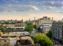 View of 14th Street NW - Washington, DC - Credit The Harper