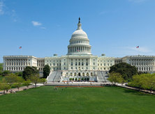 U.S. Capitol West Lawn - Washington, DC