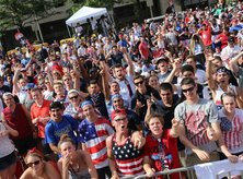 USA National Team Soccer Game Watch