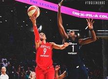 Washington Mystics WNBA basketball game - Reasons to check out a Mystics game in Washington, DC