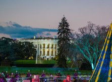The White House and the National Christmas Tree - Presidential Holiday Traditions in Washington, DC