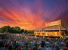 Wolf Trap Foundation for the Performing Arts Summer Sunset