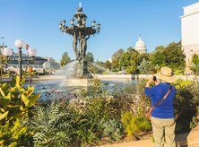 U.S. Botanic Garden on the National Mall - Free museum in Washington, DC