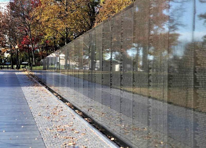 Visiting The Vietnam Veterans Memorial In Washington Dc Washington Org