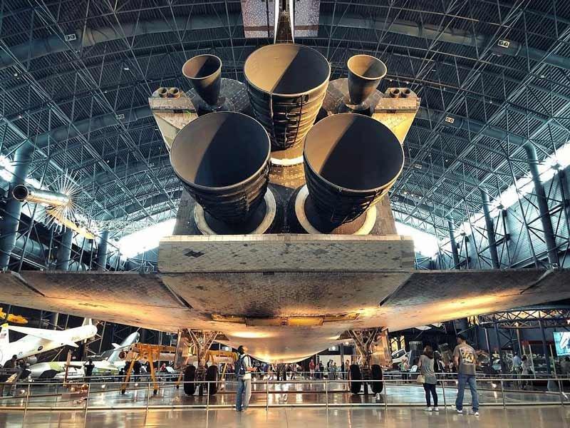 Guide To The Air Space Museum S Steven F Udvar Hazy Center