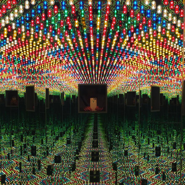 To Infinity Amp Beyond A Preview Of The Hirshhorn S Yayoi