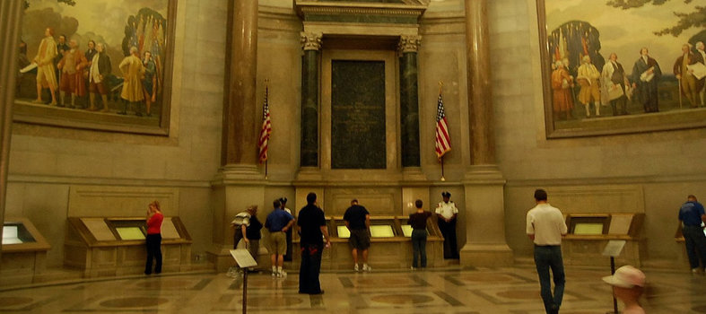 Honor the Founding Fathers (and documents) at the National Archives