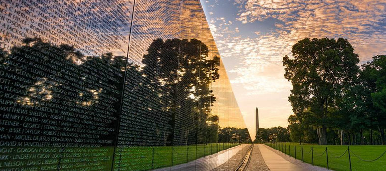 Watch the Vietnam Veterans Memorial Wreath-Laying Ceremony