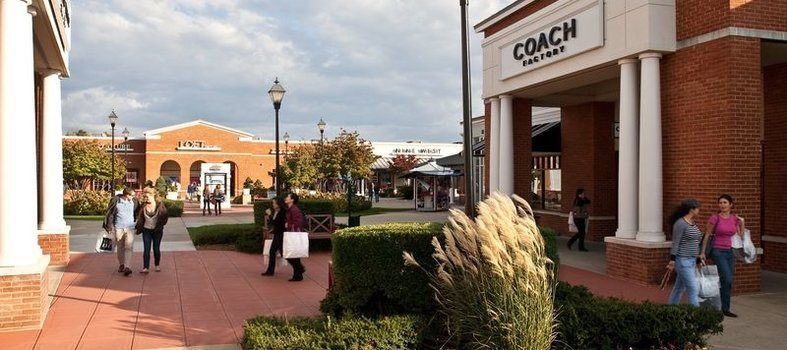 Bargain shop 'til you drop at Leesburg Corner Premium Outlets
