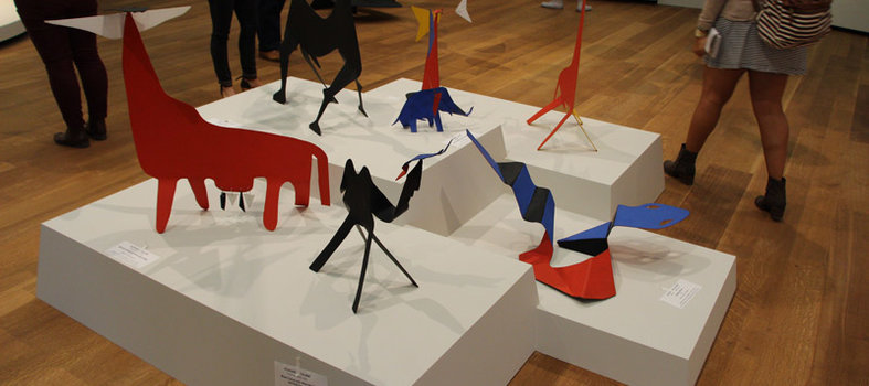 Calder's Largest Collection