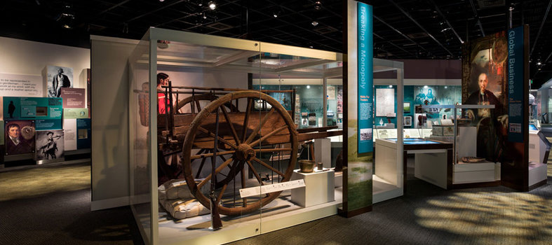 Learn about the history of labor at the National Museum of American History