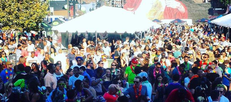 1) No te pierdas el próximo H Street Festival