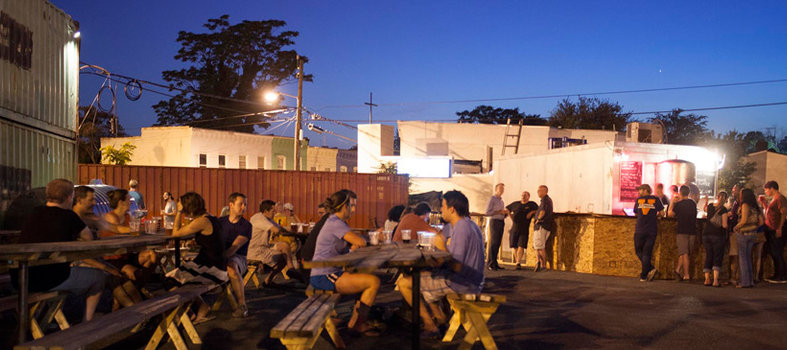 11 Beer Gardens To Try In Washington Dc