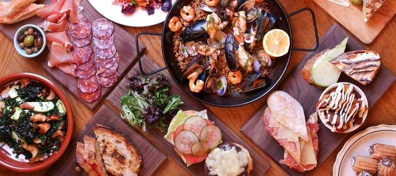 Celebrate the start of summer at one of DC's acclaimed tapas restaurants