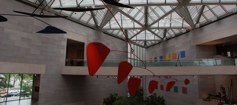 Calder's Largest Sculpture